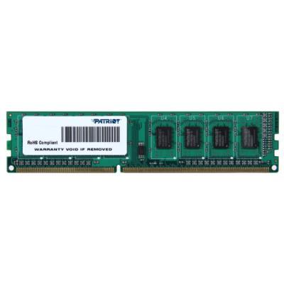 Operační paměť Patriot Signature 4 GB DDR3 1600MHz