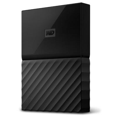 Pevný disk WD My Passport 1TB černý