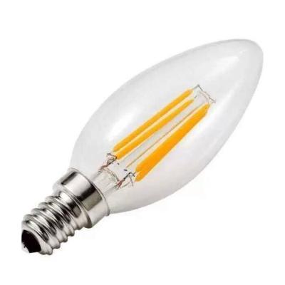 LED žárovka IMMAX Filament E14 4 W