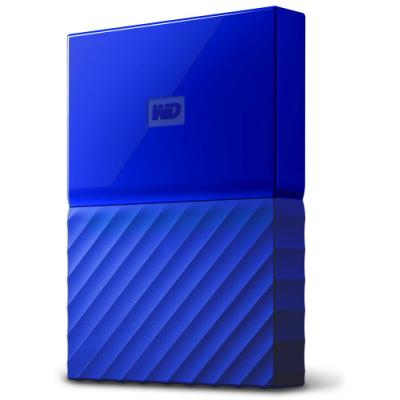 Pevný disk WD My Passport 1TB modrý