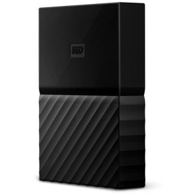 Pevný disk WD My Passport 4TB černý