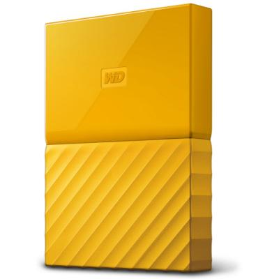 Pevný disk WD My Passport 1TB žlutý