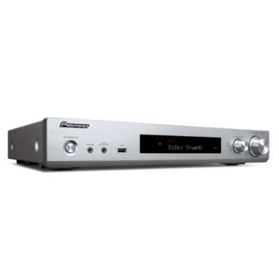 AV přijímač Pioneer VSX-S520-S stříbrný