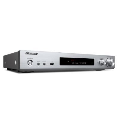 AV přijímač Pioneer VSX-S520D-S stříbrný