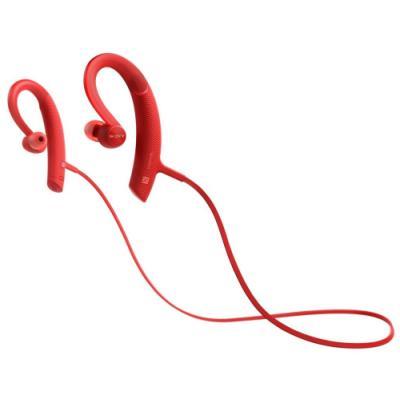 Headset Sony MDRXB80BSR červený