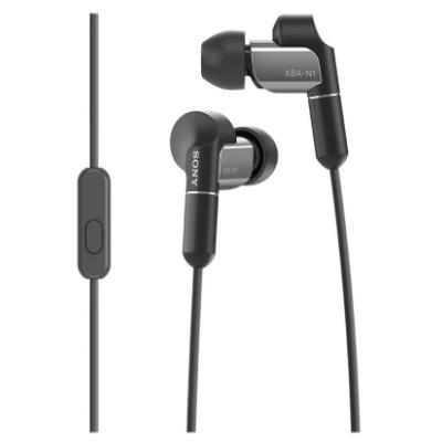 Headset Sony XBAN1AP černý