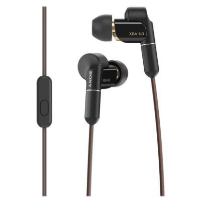 Headset Sony XBAN3AP černý