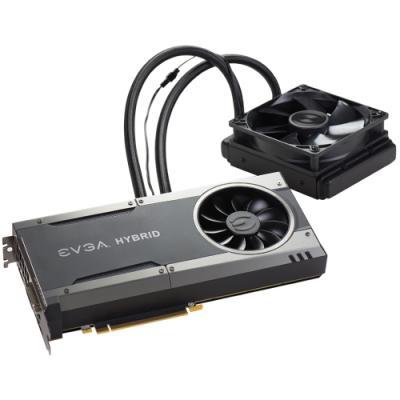 Grafická karta EVGA GeForce GTX 1080 FTW HYBRID