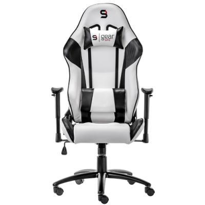 Herní židle SPC Gear SR300 WH
