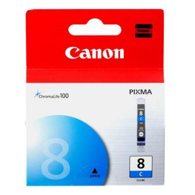 Inkoustová náplň Canon CLI-8C modrá