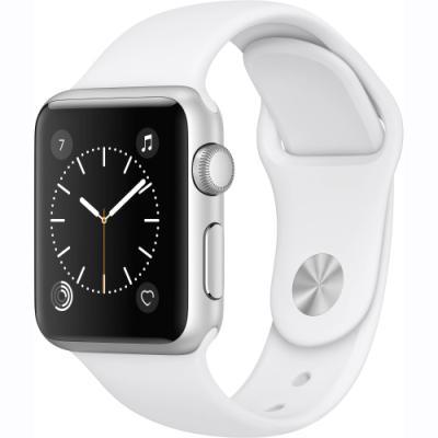 Chytré hodinky Apple Watch Series 1 38 mm stříbrné