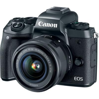 Digitální fotoaparát Canon EOS M5 + EF-M 15-45 mm