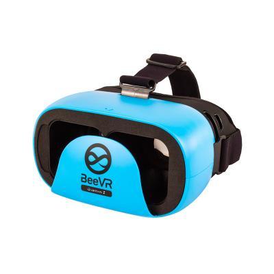 3D brýle BeeVR Quantum Z modré