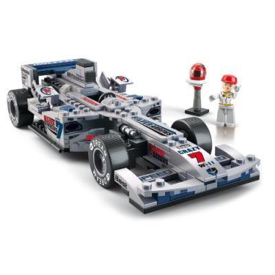 Stavebnice Sluban Formule F1