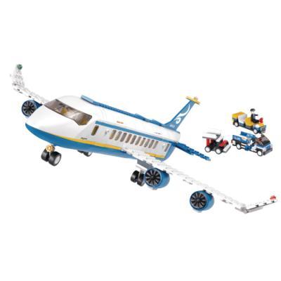 Stavebnice Sluban Letadlo pro přepravu osob