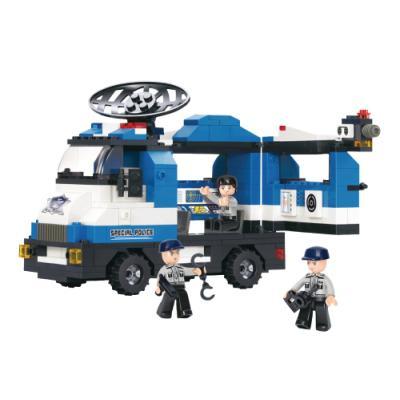 Stavebnice Sluban Policejní výzvědná jednotka
