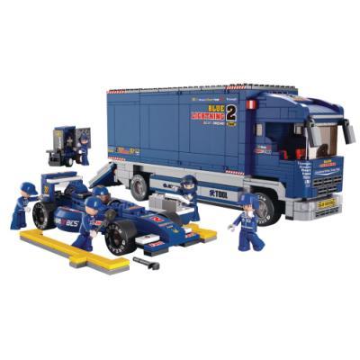 Stavebnice Sluban F1 Kamion