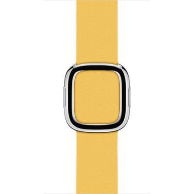 Řemínek Apple Modern Buckle 38 mm žlutý S