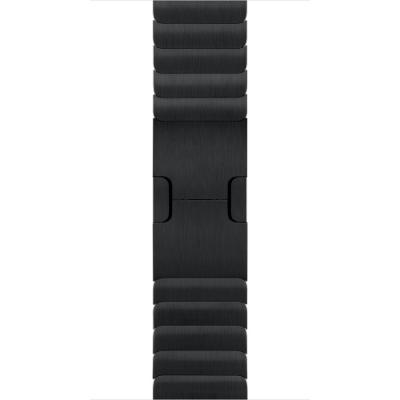 Řemínek Apple Link Bracelet 38 mm černý