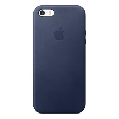 Ochranný kryt Apple iPhone SE modrý