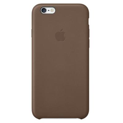 Ochranný kryt Apple iPhone 6 Plus hnědý