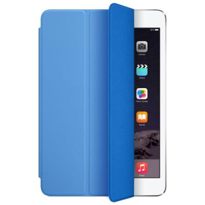 Pouzdro Apple iPad mini Smart Cover modré