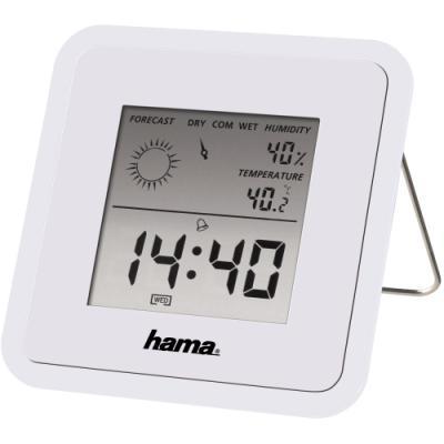 Meteostanice Hama TH50 bílá