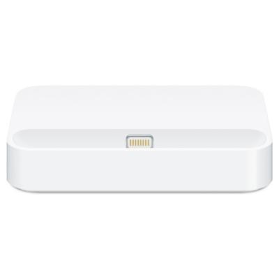 Dokovací stanice Apple iPhone 5c Dock bílá