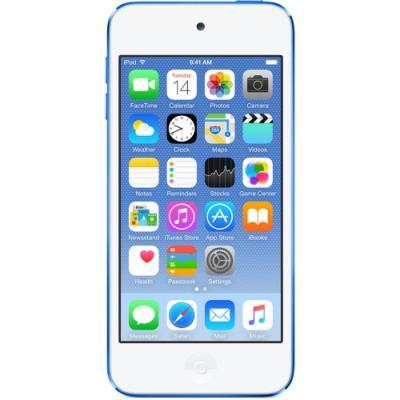 MP3 přehrávač Apple iPod touch 32GB modrý