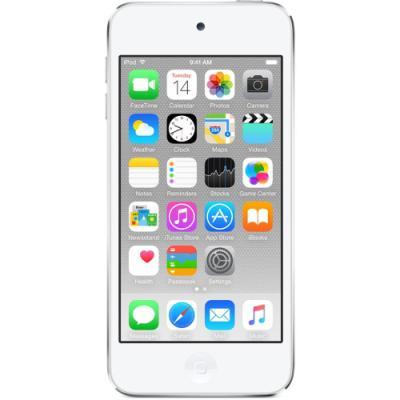 MP3 přehrávač Apple iPod touch 64GB stříbrný