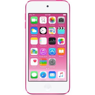 MP3 přehrávač Apple iPod touch 64GB růžový