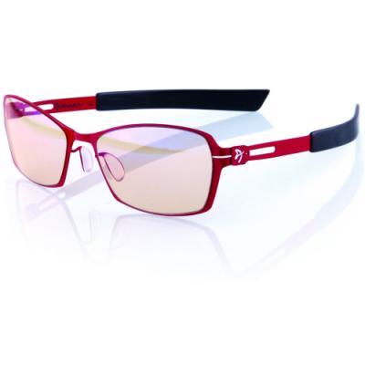 Brýle Arozzi VISIONE VX-500 červenočerné