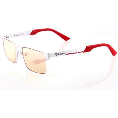 Brýle Arozzi VISIONE VX-800 bíločervené