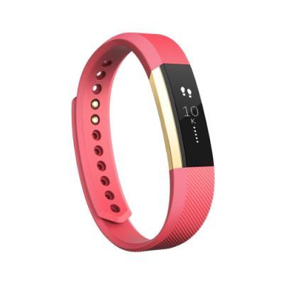 Fitness náramek Fitbit Alta vel. S růžovo - zlatý