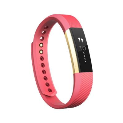 Fitness náramek Fitbit Alta vel. L růžovo - zlatý