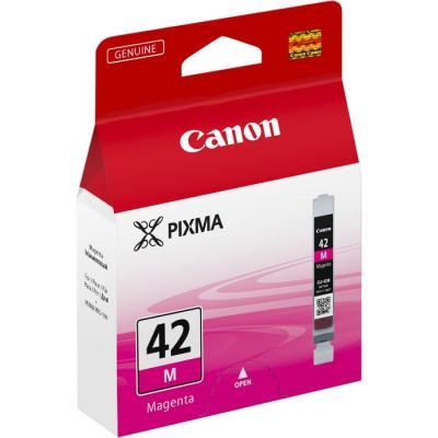 Inkoustová náplň Canon CLI-42M purpurová