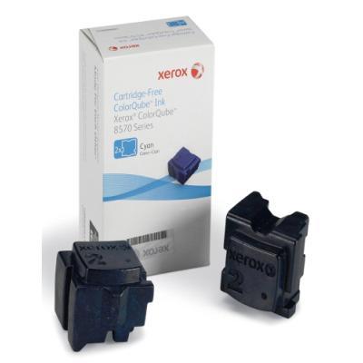 Tuhý inkoust Xerox 108R00936 azurový 2 ks