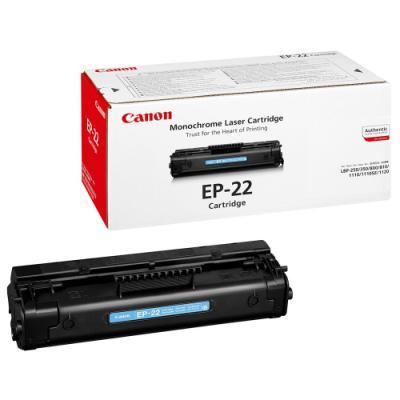 Toner Canon EP-22 černý