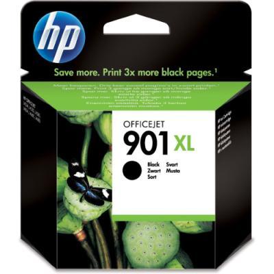 Inkoustová náplň HP 901XL (CC654AE) černá