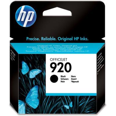 Inkoustová náplň HP 920 (CD971AE) černá