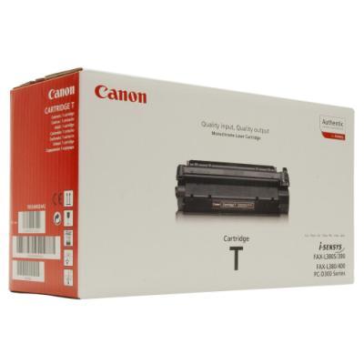 Toner Canon Cartridge T černý