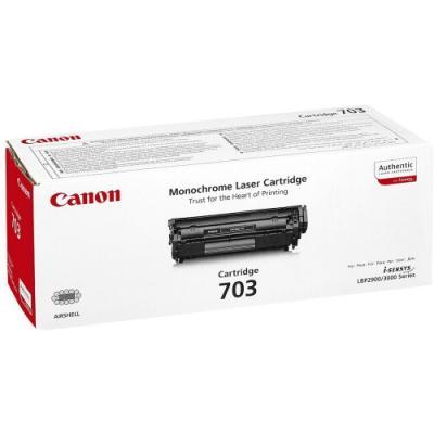 Toner Canon 703 černý