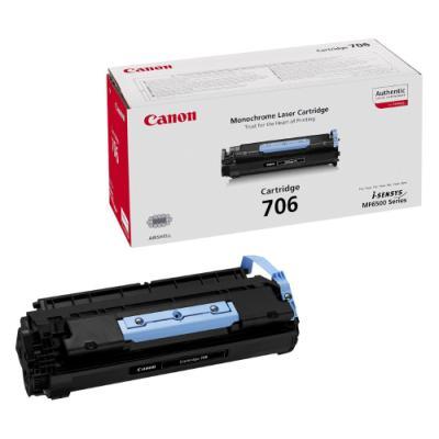 Toner Canon 706 černý