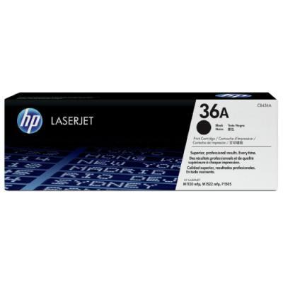 Toner HP 36A (CB436A) černý