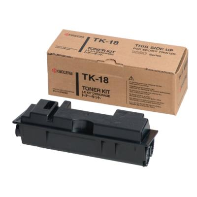 Toner Kyocera TK-18 černý