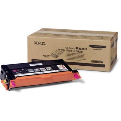 Toner Xerox 113R00724 červený