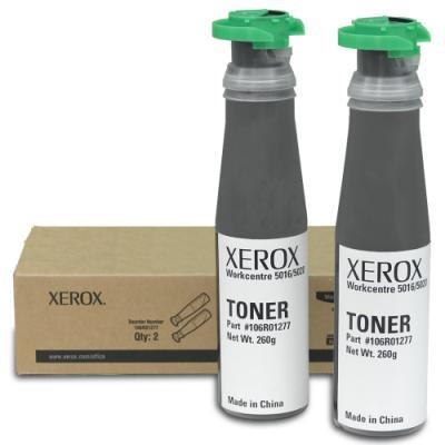 Toner Xerox 106R01277 dvojpack černý