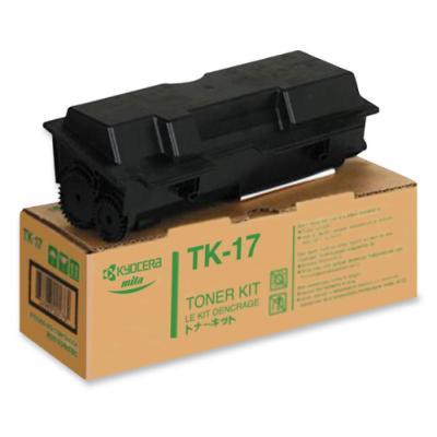 Toner Kyocera TK-17 černý