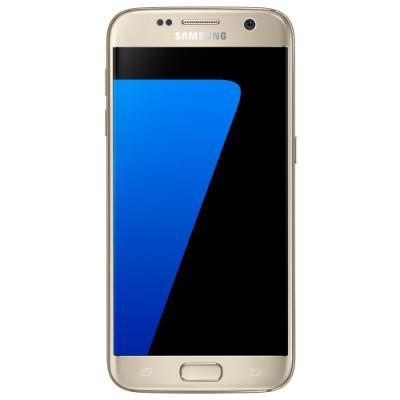Mobilní telefon Samsung Galaxy S7 32GB zlatý
