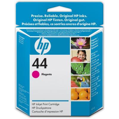 Inkoustová náplň HP 44 (51644ME) červená